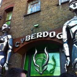 Cyberdog, London