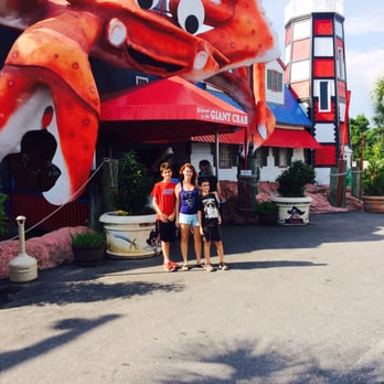Price Giant Crab Myrtle Beach
