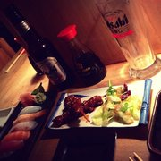 Ichi-Riki Sushi House, Londres, London, UK