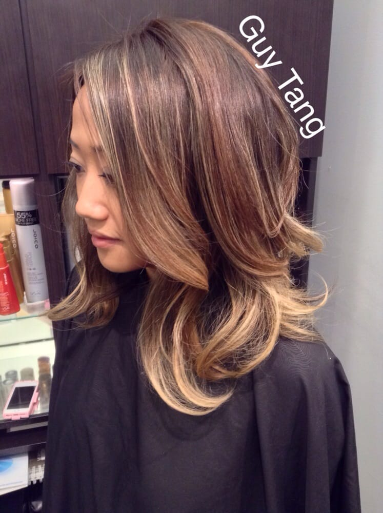 Rose Gold Ombre Hair Guy Tang Guy Tang Short Hair Ombre