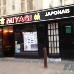 Restaurant Miyagi Japonais Gisors