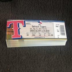 Texas Rangers Store Dallas 93