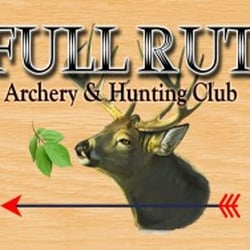 Full Rut Archery & Hunting Club logo