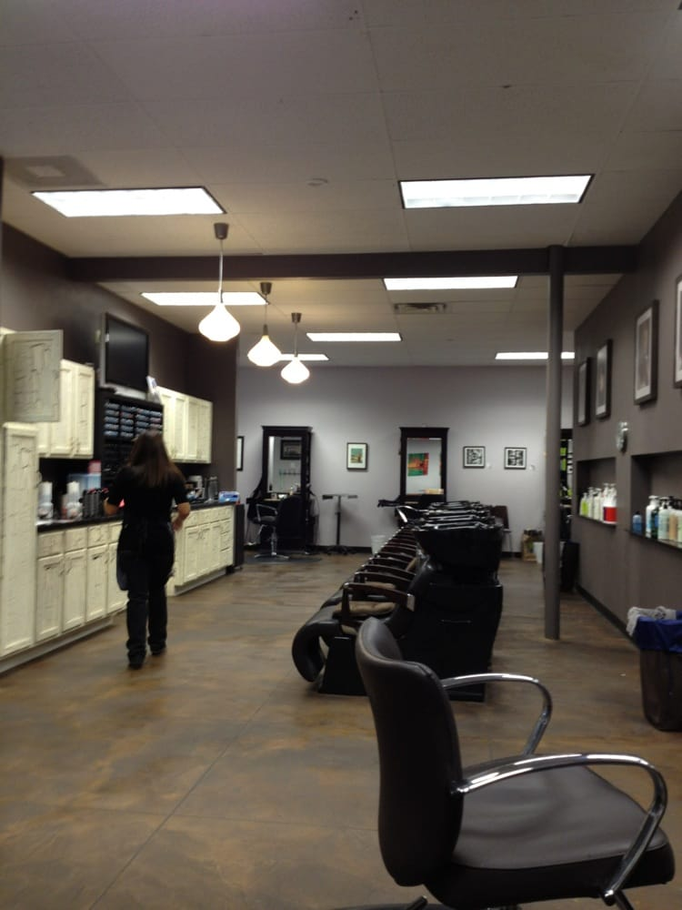 The wash section yelp for 9309 salon oklahoma city