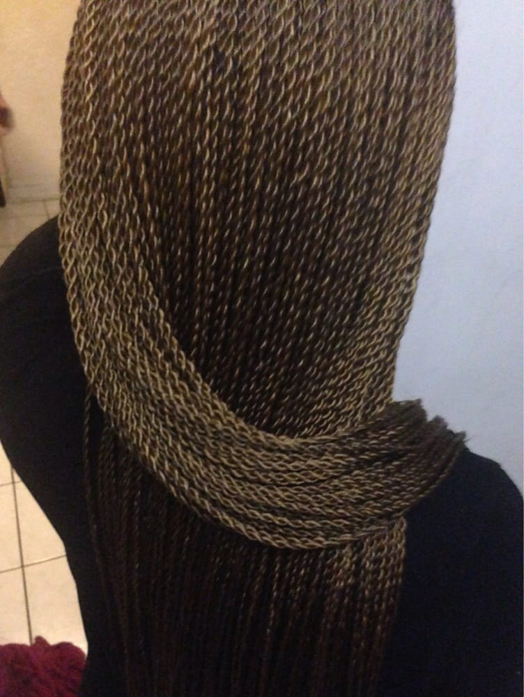 Crochet Braids Small Twist : African Hair Braiding By Fama - Los Angeles, CA, United States. Small ...