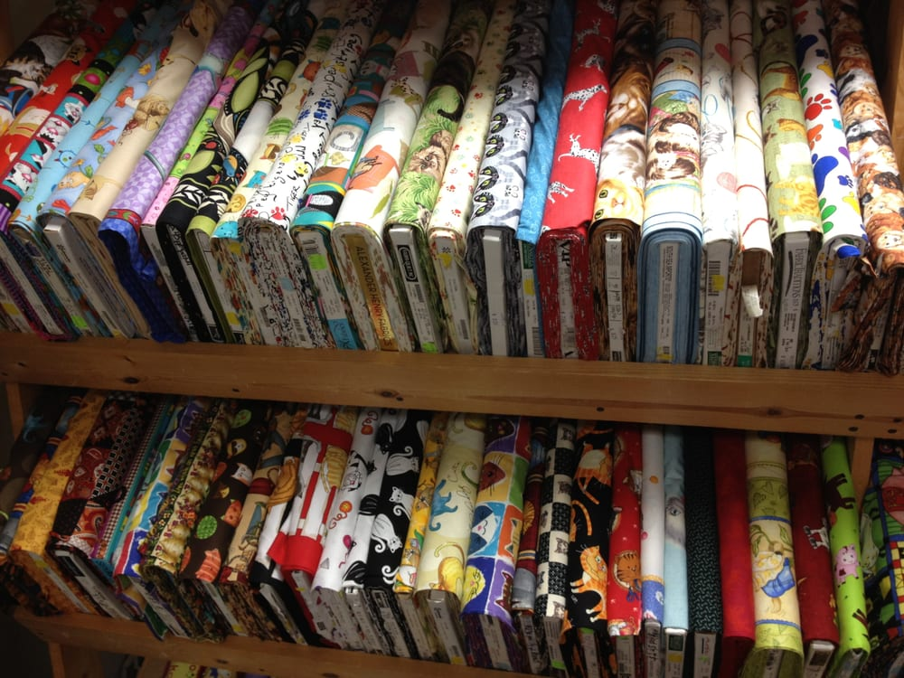 Rosie s calico cupboard quilt shop 15 photos fabric for Fabric sellers