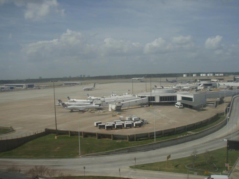Houston George Bush Airport Hotels