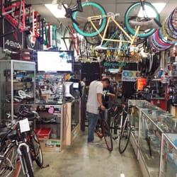 Bikes Stores In Los Angeles Los Angeles El Maestro Ii