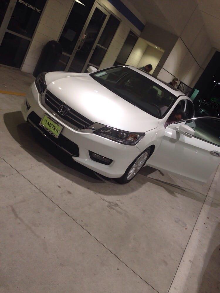 White ex honda accord 2015 yelp for Honda of lemon grove