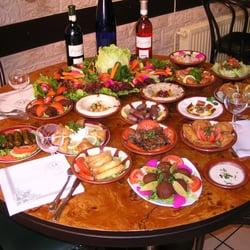 Restaurant Libanais le Cèdre - Grenoble, France. Le Cèdre