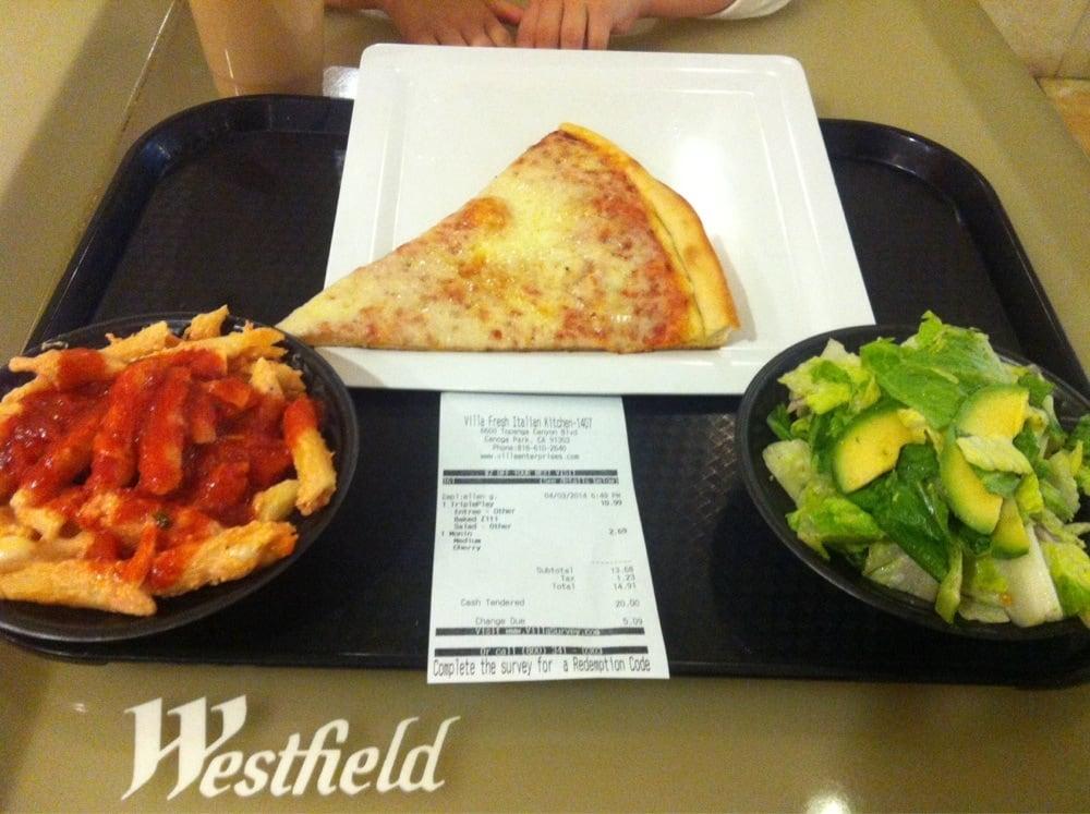 Villa Fresh Italian Kitchen 10 Photos Pizza Canoga Park San Fernando Valley Ca United