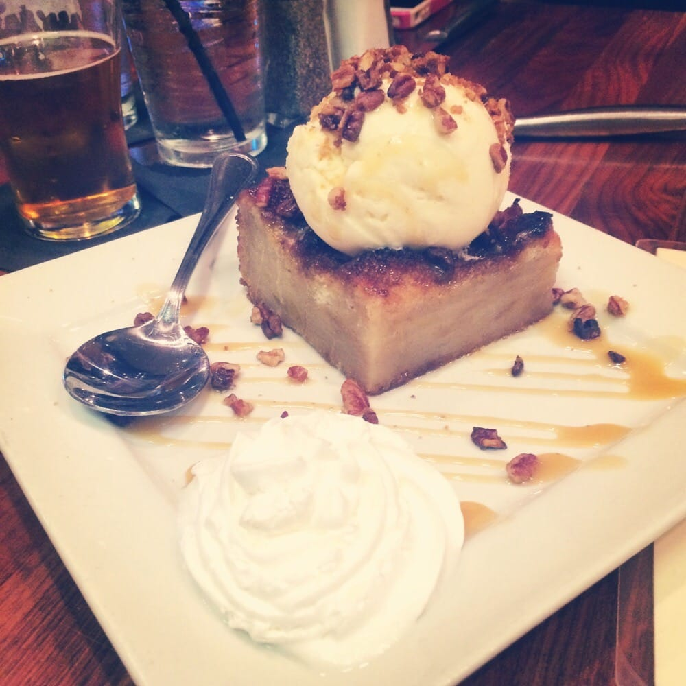Birthday Cake Bread Pudding Recipe — Dishmaps