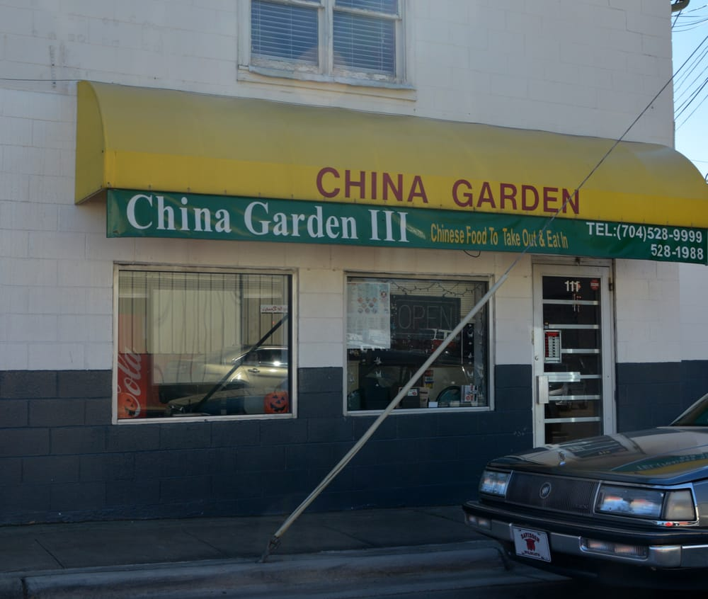 China Garden Chinese Restaurants 111 W Church St Troutman Nc United States Reviews