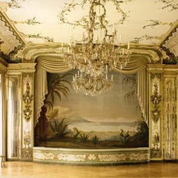 Hôtel de la Rochefoucauld-Doudeauville - Ambassade d'Italie - Paris, Val-de-Marne, France. Théâtre sicilien ambassade d'Italie