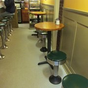 Brothers Brew Coffee Shop - Not a lot of places to sit - Rockport, MA, Vereinigte Staaten