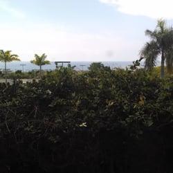 Denny's - View out of window - Kailua Kona, HI, Vereinigte Staaten