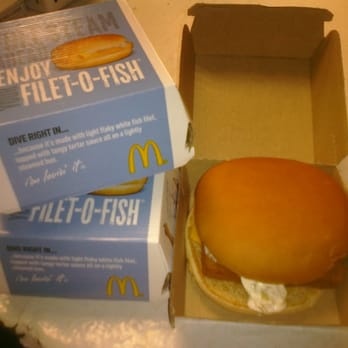 Mcdonald s 49 photos takeaway fast food north for Filet o fish deal