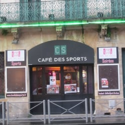 Café des Sports, Bordeaux, France