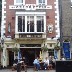 The Cricketers, Richmond, London