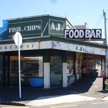 Aj s food bar burgers 179 mt albert rd auckland city for Xi an food bar auckland