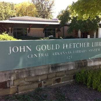 John Gould Fletcher branch library