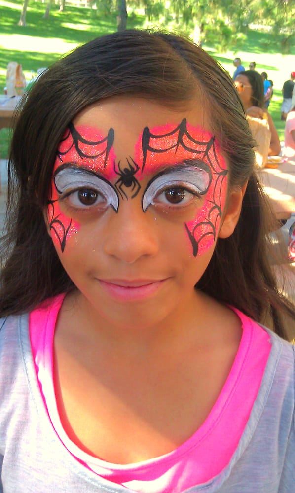 Face Painting Party Near Me