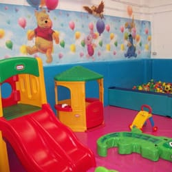 Adventure World Indoor Soft Play, Carlisle, Cumbria