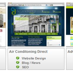 MP Web Design, London