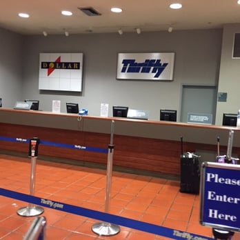 Thrifty Car Rental West Palm Beach Airport