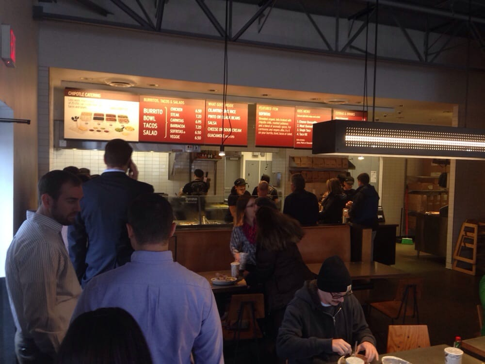 Chipotle mexican grill mexikanisches restaurant 269 for Dining near brentwood tn
