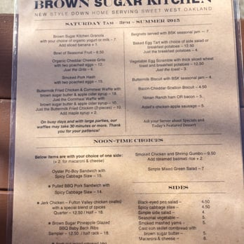 brown sugar kitchen 1207 photos soul food west oakland oakland ca united states