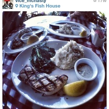 King s fish house mission valley san diego ca united for Kings fish house