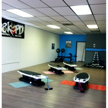AZ Extreme Fit - Inside the studio. Love the  small classes. - Phoenix, AZ, Vereinigte Staaten