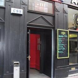 Underground Glasgow Bar, Glasgow