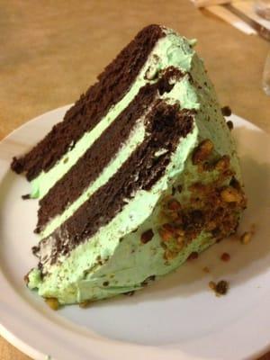 cake chocolate pistachio cake chocolate pistachio torte chocolate and ...