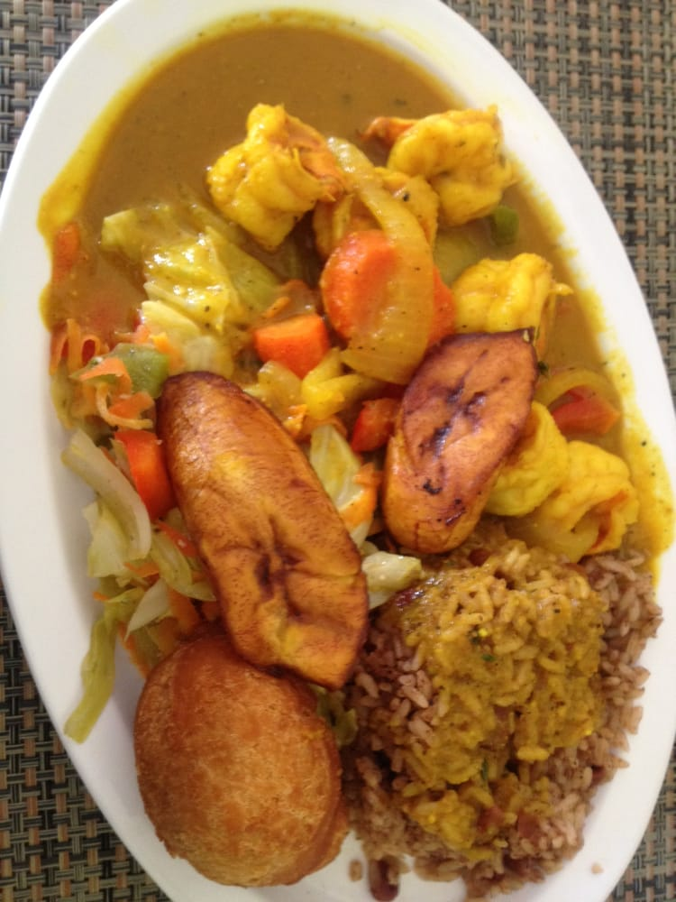 Yummy curry yelp for Ackee bamboo jamaican cuisine