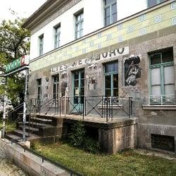 Altes Wettbüro, Dresden, Sachsen