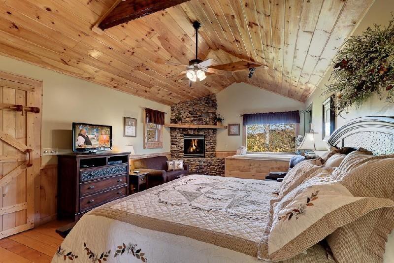 Heartland cabin rentals vacation rentals pigeon forge for Vacation cabin rentals pigeon forge tn