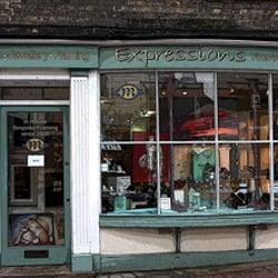 Expressions Gallery, Saffron Walden, Essex