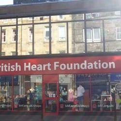 British Heart Foundation, Edinburgh