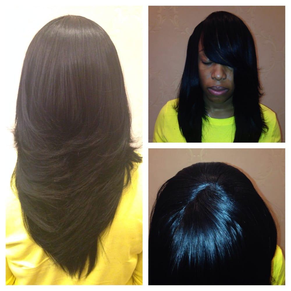 Gracie B Hair - Brooklyn, NY, United States. Full head weave
