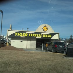 Tiger Express Car Wash Columbia