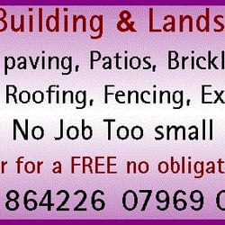 R & L Building & Landscaping, Dunstable, Central Bedfordshire