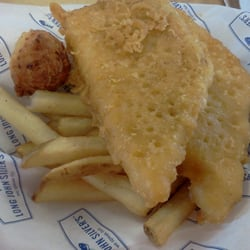 Long john silver s takeaway fast food hanover park for Long john silver fish and chips