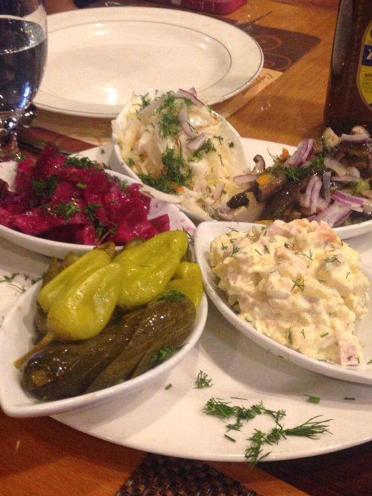 Primorski restaurant cucina europea moderna brighton for Cucina moderna wellington menu