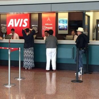 Avis Rental Car In Minneapolis Airport