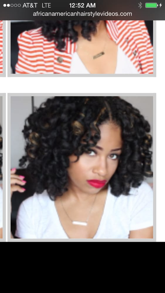 Crochet Individual Braids : Crochet Braids with Individuals