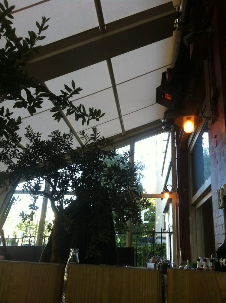 Le jardin de nicolas brasserie st pieters woluwe for Brasserie le jardin