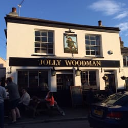 Jolly Woodman, Beckenham, Kent, UK