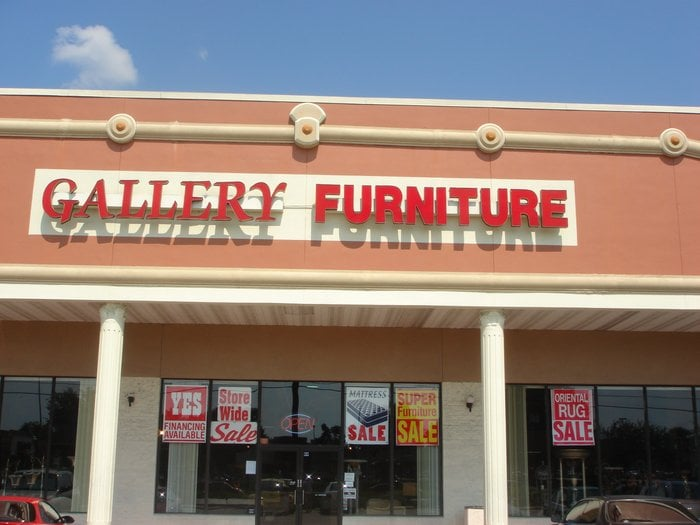 s for Gallery Furniture